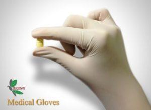 Latex Gloves, Rubber Gloves